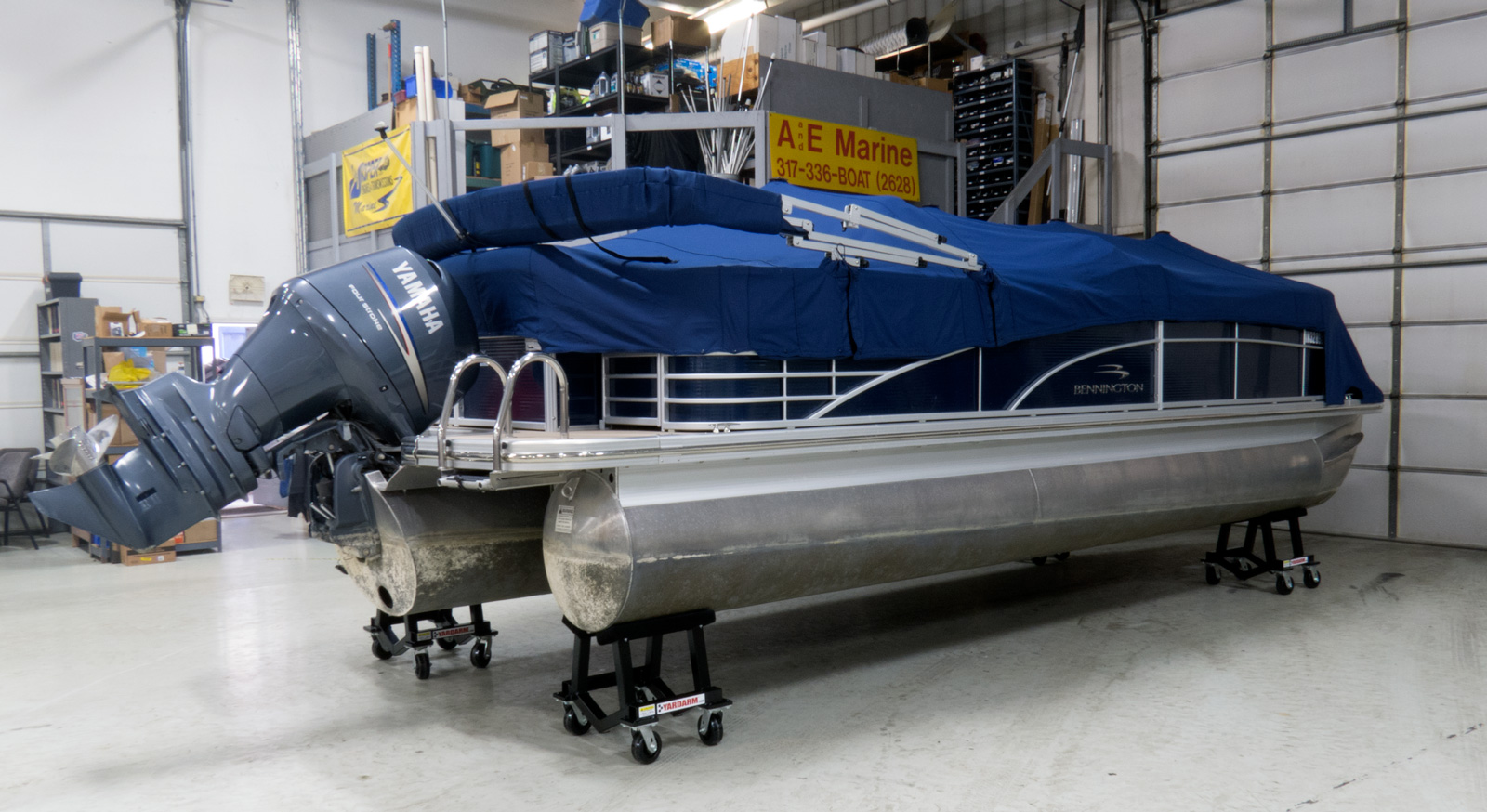 Yardarm Marine Products Amp Metal Fabrication Specialists